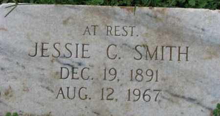 SMITH, JESIE C. - Poinsett County, Arkansas | JESIE C. SMITH - Arkansas Gravestone Photos