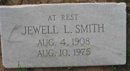 SMITH, JEWELL L. - Poinsett County, Arkansas | JEWELL L. SMITH - Arkansas Gravestone Photos