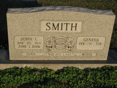 SMITH, JOHN C. - Poinsett County, Arkansas | JOHN C. SMITH - Arkansas Gravestone Photos