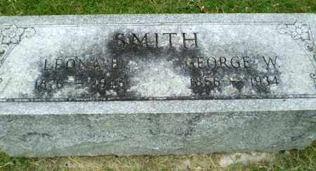 SMITH, LEONA B - Poinsett County, Arkansas | LEONA B SMITH - Arkansas Gravestone Photos