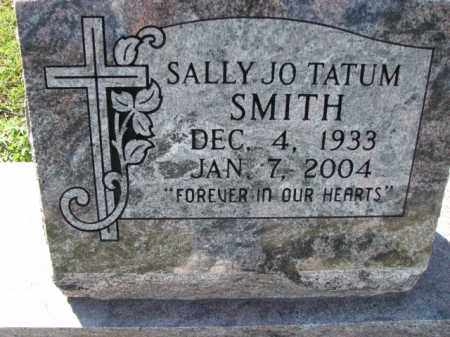SMITH, SALLY JO - Poinsett County, Arkansas | SALLY JO SMITH - Arkansas Gravestone Photos