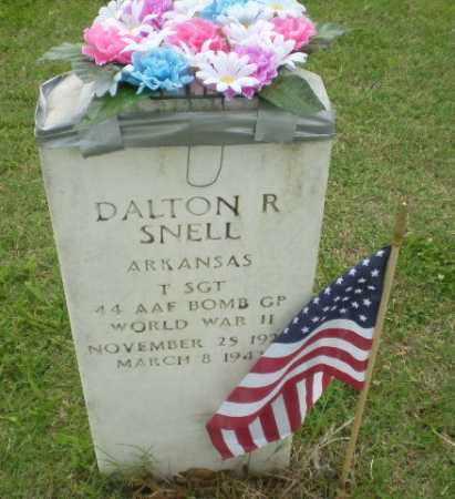SNELL (VETERAN WWII, KIA), DALTON R - Poinsett County, Arkansas | DALTON R SNELL (VETERAN WWII, KIA) - Arkansas Gravestone Photos