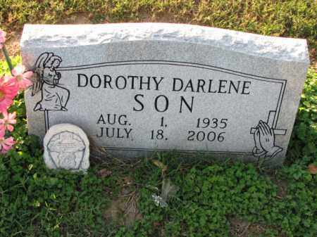 SON, DOROTHY DARLENE - Poinsett County, Arkansas | DOROTHY DARLENE SON - Arkansas Gravestone Photos