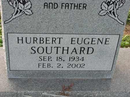 SOUTHARD, HURBERT EUGENE - Poinsett County, Arkansas | HURBERT EUGENE SOUTHARD - Arkansas Gravestone Photos