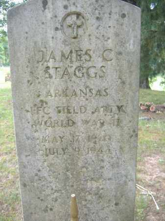 STAGGS  (VETERAN WWII), JAMES C - Poinsett County, Arkansas | JAMES C STAGGS  (VETERAN WWII) - Arkansas Gravestone Photos