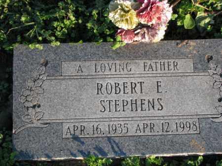 STEPHENS, ROBERT E. - Poinsett County, Arkansas | ROBERT E. STEPHENS - Arkansas Gravestone Photos