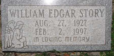 STORY, WILLIAM EDGAR - Poinsett County, Arkansas   WILLIAM EDGAR STORY - Arkansas Gravestone Photos