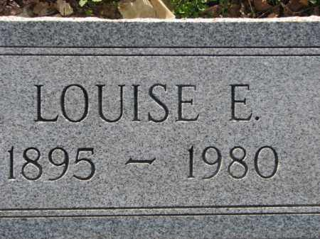STRONG, LOUISE E. - Poinsett County, Arkansas | LOUISE E. STRONG - Arkansas Gravestone Photos