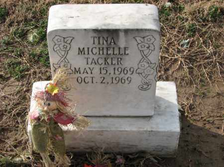 TACKER, TINA MICHELLE - Poinsett County, Arkansas | TINA MICHELLE TACKER - Arkansas Gravestone Photos