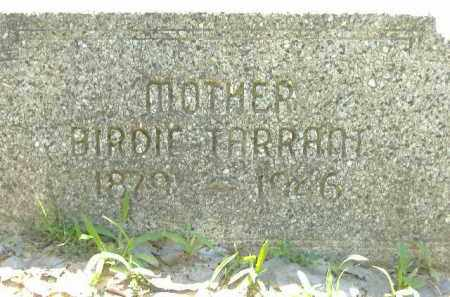 TARRANT, BIRDIE - Poinsett County, Arkansas | BIRDIE TARRANT - Arkansas Gravestone Photos
