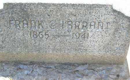 TARRANT, FRANK G - Poinsett County, Arkansas | FRANK G TARRANT - Arkansas Gravestone Photos