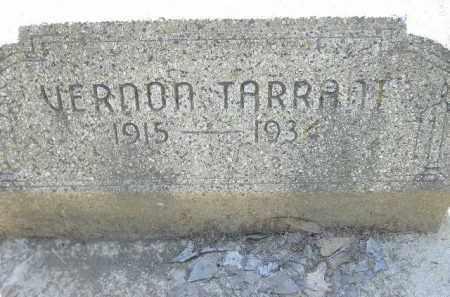 TARRANT, VERNON - Poinsett County, Arkansas | VERNON TARRANT - Arkansas Gravestone Photos