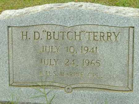 "TERRY  (VETERAN), H.D. ""BUTCH"" - Poinsett County, Arkansas 