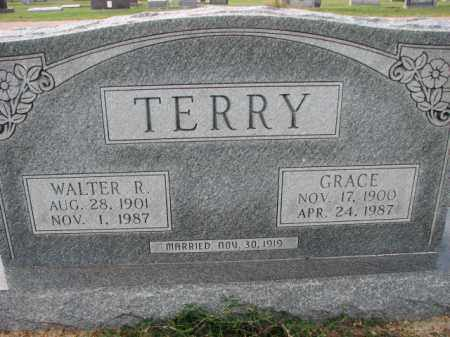TERRY, GRACE - Poinsett County, Arkansas | GRACE TERRY - Arkansas Gravestone Photos