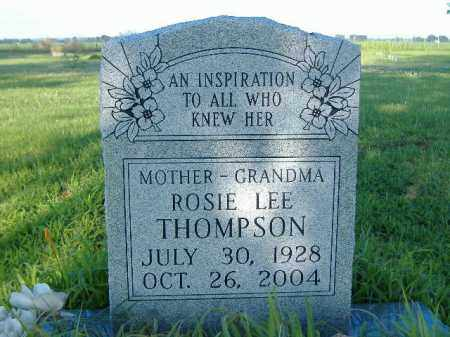 THOMPSON, ROSIE LEE - Poinsett County, Arkansas | ROSIE LEE THOMPSON - Arkansas Gravestone Photos