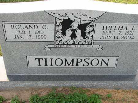 THOMPSON, THELMA L. - Poinsett County, Arkansas | THELMA L. THOMPSON - Arkansas Gravestone Photos