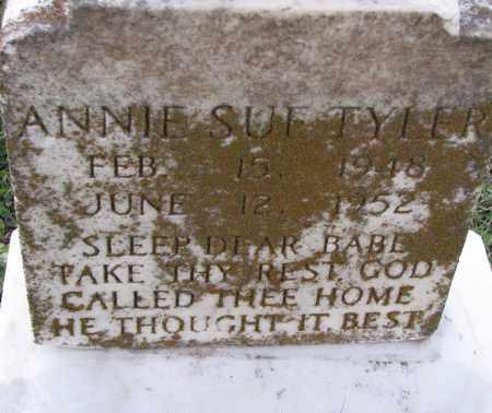 TYLER, ANNIE SUE - Poinsett County, Arkansas | ANNIE SUE TYLER - Arkansas Gravestone Photos