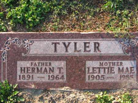TYLER, LETTIE MAE - Poinsett County, Arkansas | LETTIE MAE TYLER - Arkansas Gravestone Photos