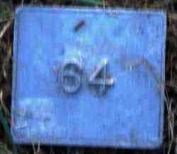 UNKNOWN, MARKER #64 - Poinsett County, Arkansas | MARKER #64 UNKNOWN - Arkansas Gravestone Photos