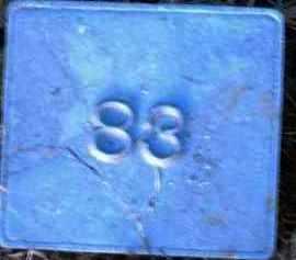 UNKNOWN, MARKER #83 - Poinsett County, Arkansas   MARKER #83 UNKNOWN - Arkansas Gravestone Photos