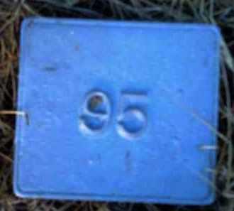 UNKNOWN, MARKER #95 - Poinsett County, Arkansas | MARKER #95 UNKNOWN - Arkansas Gravestone Photos