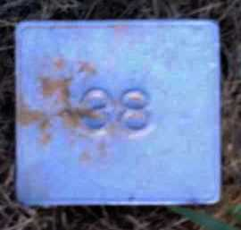 UNKNOWN, MARKER #38 - Poinsett County, Arkansas | MARKER #38 UNKNOWN - Arkansas Gravestone Photos