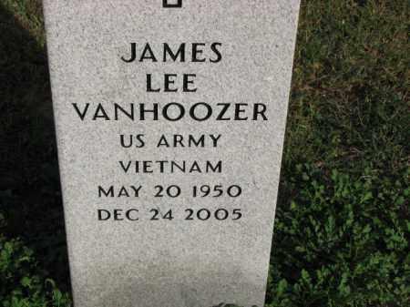 VANHOOZER (VETERAN VIET), JAMES LEE - Poinsett County, Arkansas | JAMES LEE VANHOOZER (VETERAN VIET) - Arkansas Gravestone Photos