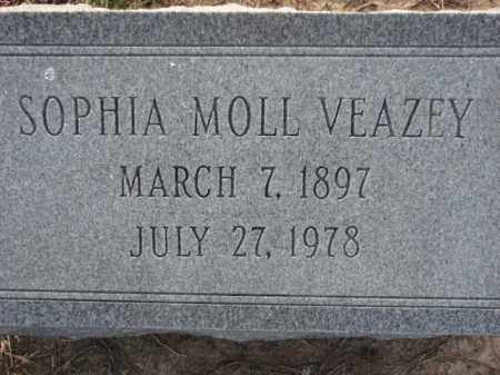 MOLL VEAZEY, SOPHIA - Poinsett County, Arkansas | SOPHIA MOLL VEAZEY - Arkansas Gravestone Photos
