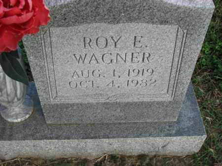 WAGNER, ROY E. - Poinsett County, Arkansas | ROY E. WAGNER - Arkansas Gravestone Photos