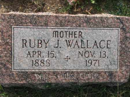 WALLACE, RUBY J. - Poinsett County, Arkansas | RUBY J. WALLACE - Arkansas Gravestone Photos