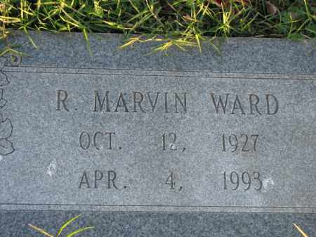 WARD, R. MARVIN - Poinsett County, Arkansas | R. MARVIN WARD - Arkansas Gravestone Photos