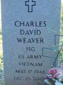WEAVER  (VETERAN VIET), CHARLES DAVID - Poinsett County, Arkansas | CHARLES DAVID WEAVER  (VETERAN VIET) - Arkansas Gravestone Photos
