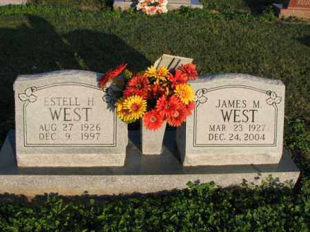 WEST, JAMES M. - Poinsett County, Arkansas | JAMES M. WEST - Arkansas Gravestone Photos