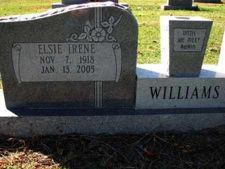 WILLIAMS, ELSIE IRENE - Poinsett County, Arkansas | ELSIE IRENE WILLIAMS - Arkansas Gravestone Photos