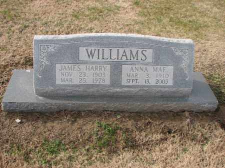 WILLIAMS, JAMES HARRY - Poinsett County, Arkansas | JAMES HARRY WILLIAMS - Arkansas Gravestone Photos