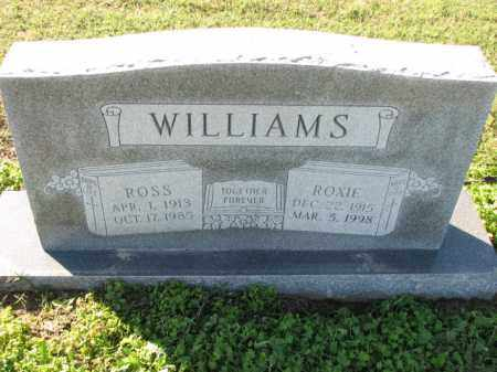 WILLIAMS, ROSS - Poinsett County, Arkansas | ROSS WILLIAMS - Arkansas Gravestone Photos