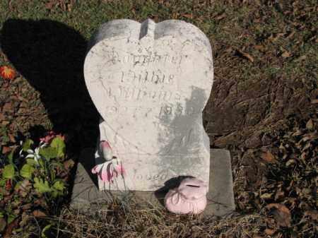WILLIAMS, WILBIE - Poinsett County, Arkansas | WILBIE WILLIAMS - Arkansas Gravestone Photos