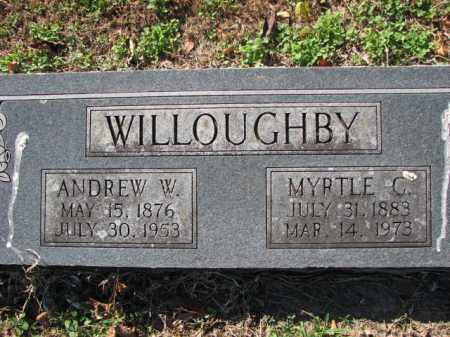 WILLOUGHBY, MYRTLE C. - Poinsett County, Arkansas | MYRTLE C. WILLOUGHBY - Arkansas Gravestone Photos