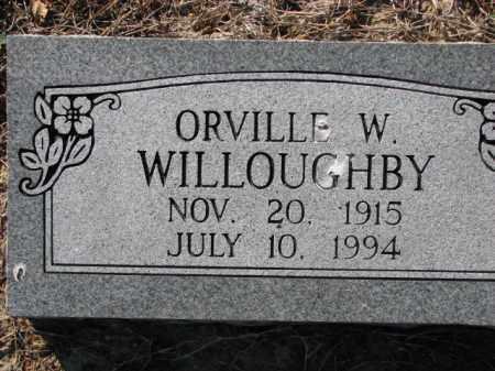 WILLOUGHBY, ORVILLE W. - Poinsett County, Arkansas | ORVILLE W. WILLOUGHBY - Arkansas Gravestone Photos