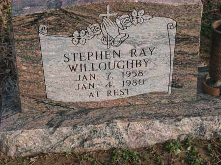 WILLOUGHBY, STEPHEN RAY - Poinsett County, Arkansas | STEPHEN RAY WILLOUGHBY - Arkansas Gravestone Photos