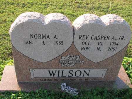 WILSON, JR., CASPER A. - Poinsett County, Arkansas | CASPER A. WILSON, JR. - Arkansas Gravestone Photos