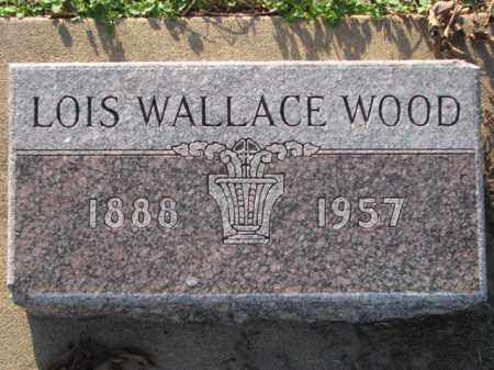 WOOD, LOIS - Poinsett County, Arkansas | LOIS WOOD - Arkansas Gravestone Photos