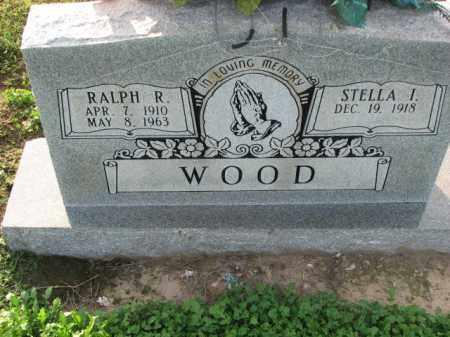 WOOD, RALPH R. - Poinsett County, Arkansas | RALPH R. WOOD - Arkansas Gravestone Photos