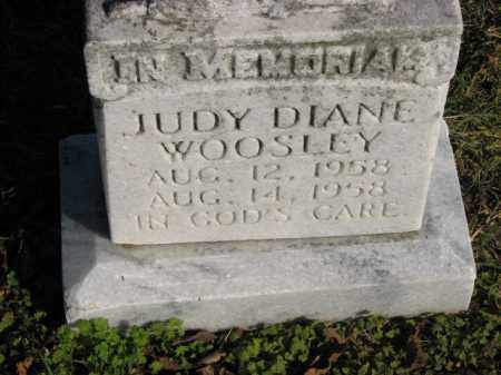 WOOSLEY, JUDY DIANE - Poinsett County, Arkansas | JUDY DIANE WOOSLEY - Arkansas Gravestone Photos