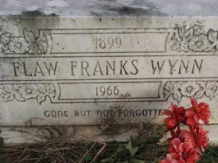 WYNN, FLAW - Poinsett County, Arkansas | FLAW WYNN - Arkansas Gravestone Photos