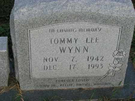 WYNN, TOMMY LEE - Poinsett County, Arkansas | TOMMY LEE WYNN - Arkansas Gravestone Photos