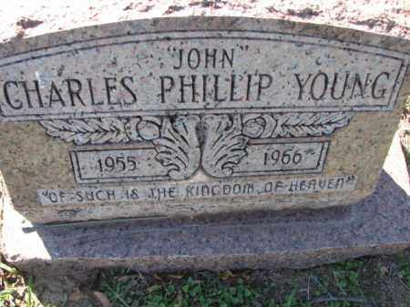"YOUNG, CHARLES PHILLIP ""JOHN"" - Poinsett County, Arkansas 