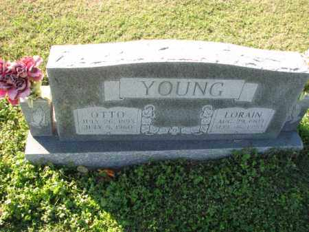 YOUNG, OTTO - Poinsett County, Arkansas | OTTO YOUNG - Arkansas Gravestone Photos
