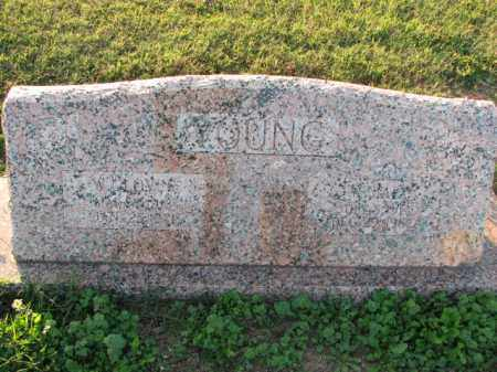 YOUNG, W. CLOVES - Poinsett County, Arkansas | W. CLOVES YOUNG - Arkansas Gravestone Photos
