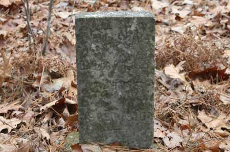 BATES, EDNA - Polk County, Arkansas   EDNA BATES - Arkansas Gravestone Photos